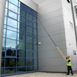 High Reach Window Cleaning